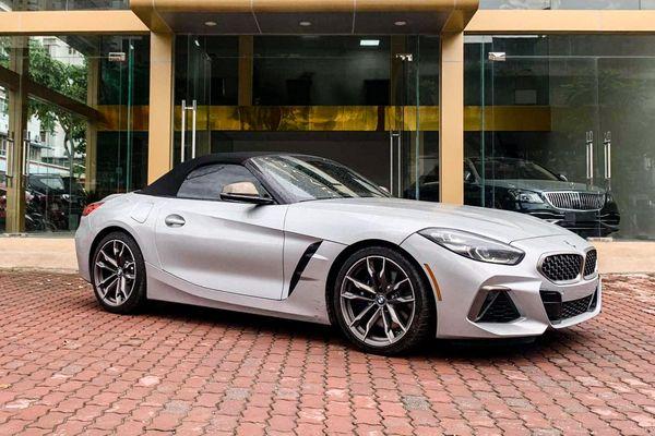 Chi tiết xe thể thao BMW Z4 M40i đầu tiên tại Việt Nam