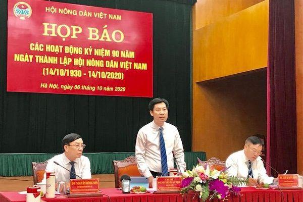 4 sự kiện lớn chào mừng Ngày thành lập Hội Nông dân Việt Nam