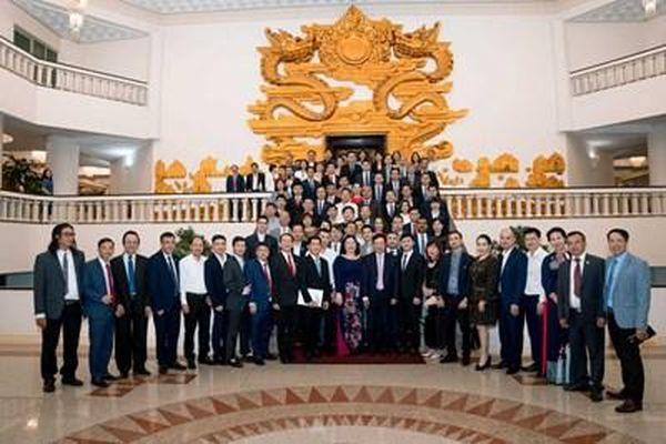 Amway Việt Nam nhận giải thưởng Doanh nghiệp tiêu biểu Việt Nam – ASEAN 2020