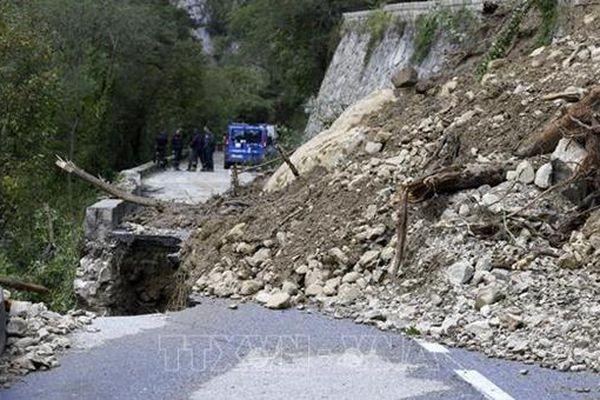 Mưa bão gây thiệt hại nặng nề ở Mexico và Pháp