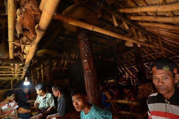 'Rợn người' về hủ tục bắt cóc cô dâu trên đảo Sumba
