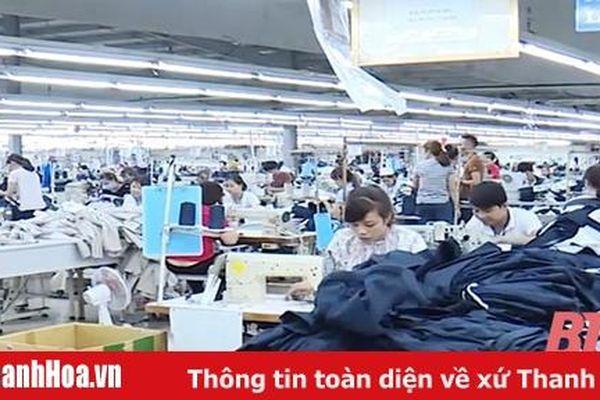 Đầu tư xây dựng Nhà máy may tại xã Đông Yên công suất 1.500.000 sản phẩm/năm