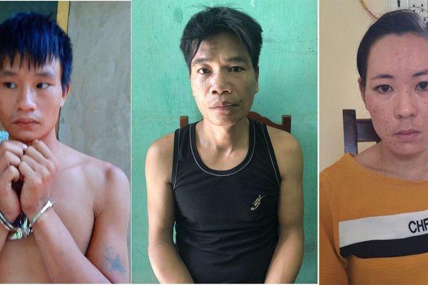 Thanh Hóa: Bắt giữ 3 đối tượng mua bán trái phép chất ma túy và che giấu tội phạm