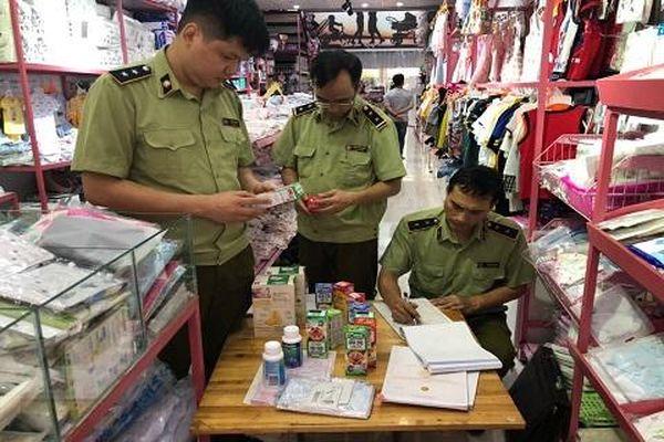 Nhức nhối tình trạng buôn lậu, gian lận thương mại
