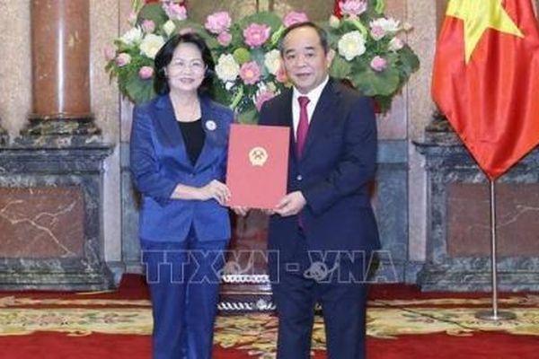 Ông Lê Khánh Hải làm tân Phó Chủ nhiệm Văn phòng Chủ tịch nước