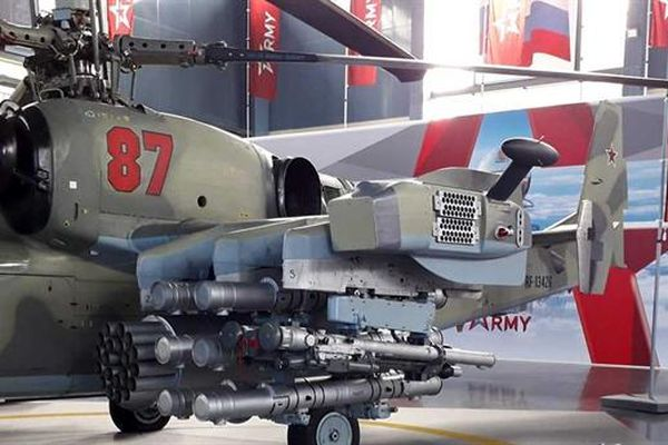 Báo Mỹ: Apache bị Ka-52 Nga soán ngôi