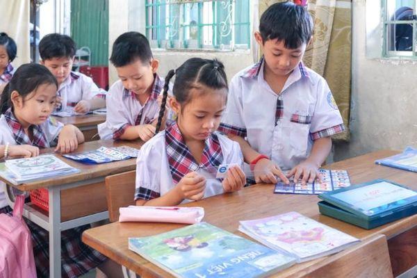Chương trình, SGK mới: Vào lớp cùng con