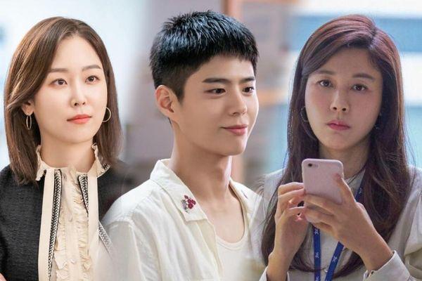 10 diễn viên - phim Hàn được tìm kiếm nhiều nhất tháng 10: Park Bo Gum và 'Trở lại tuổi 18' đứng đầu!