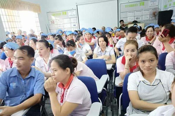 Công ty TNHH HS Vũng Tàu chuẩn bị giải thể: Hàng ngàn lao động chờ đợi trong lo lắng