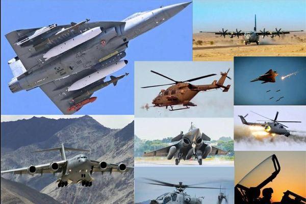Ấn Độ diễu binh rầm rộ kỷ niệm 88 năm Ngày Không quân