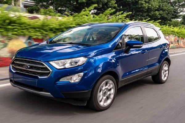 Ford EcoSport 2020 có giá từ 603 triệu đồng tại Việt Nam
