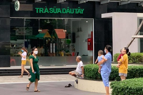 TP Hồ Chí Minh yêu cầu người dân đeo khẩu trang khi ra khỏi nhà