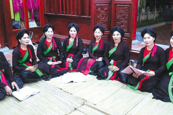 Bắc Ninh: Để Quan họ mãi đơm hoa, kết trái