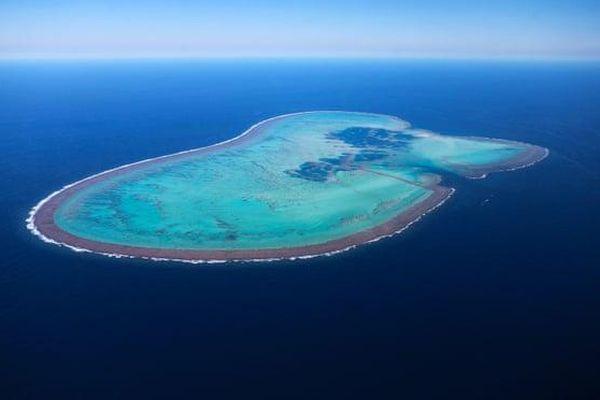 Phát hiện quả bom 45 kg trên rạn san hô ở Australia
