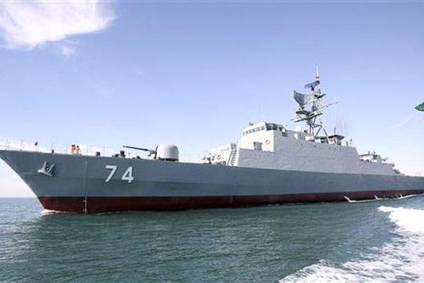 'Chiến hạm Tehran giúp Vịnh Ba Tư ổn định hơn'