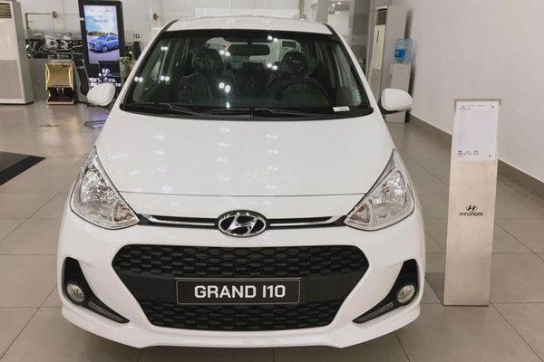 Bảng giá xe Hyundai tháng 10/2020: Ưu đãi hấp dẫn, quà tặng 'khủng'