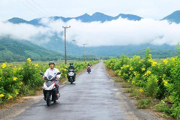 Diên Khánh: Nhiều tuyến đường sạch, đẹp