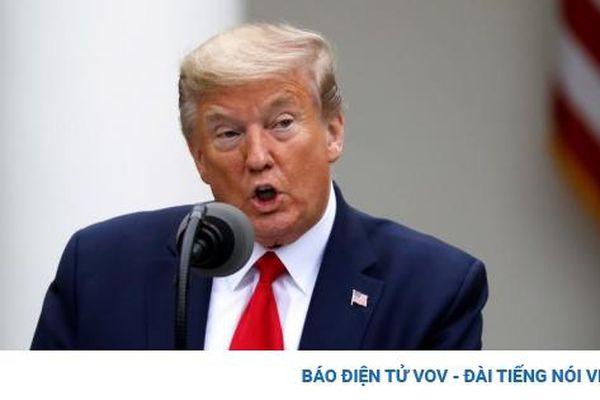 Gần 50.000 phiếu bầu bị sai thông tin, Tổng thống Trump nghi ngờ gian lận bầu cử