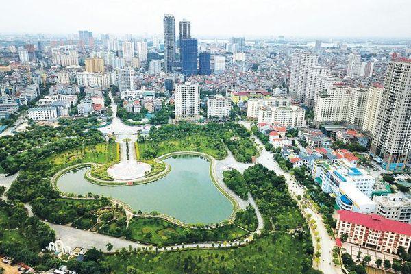 Cán bộ, người dân gửi gắm niềm tin vào Đại hội XVII Đảng bộ TP Hà Nội