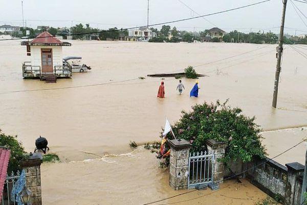 Tháng 10 – 11/2020 mưa lũ sẽ xuất hiện dồn dập đặc biệt ở miền Trung