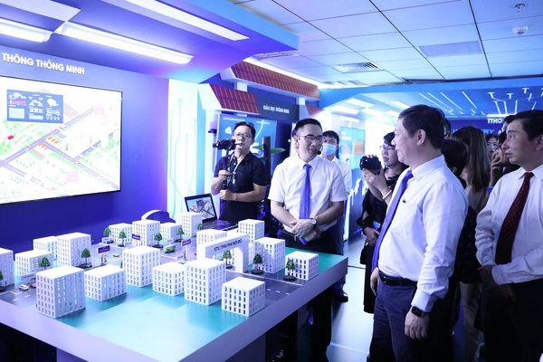 TP. Hồ Chí Minh ra mắt không gian sáng tạo và trải nghiệm chuyển đổi số