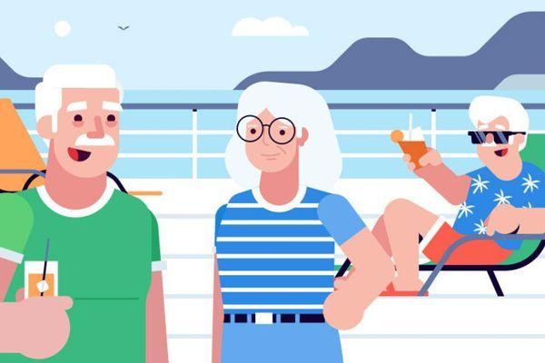 Nghỉ hưu không có nghĩa là dừng lại, đó là thời điểm để bạn bắt đầu lượt chơi thứ 2 để 'hoàn thiện một cuộc sống viên mãn'