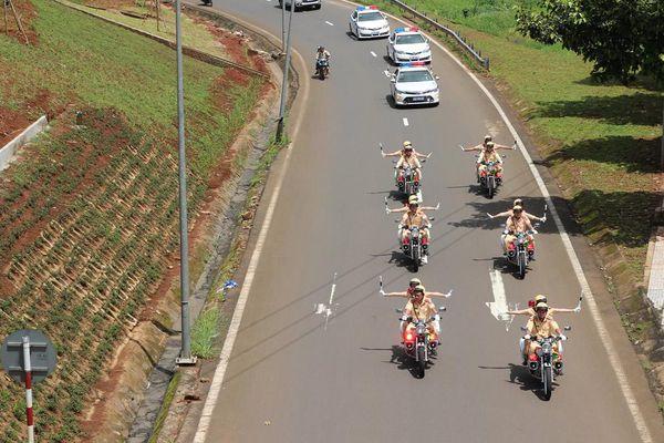 Ra quân giữ vững ANTT bảo vệ Đại hội đại biểu Đảng bộ tỉnh Đắk Nông