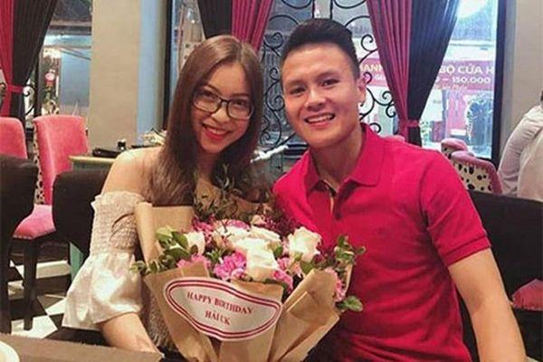Nhật Lê 'cầu cứu' bố, Huỳnh Anh bị soi phát tướng khi yêu Quang Hải