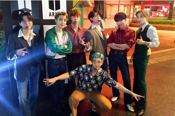 Nhóm nhạc BTS bị dân Trung Quốc phản ứng vì phát biểu về chiến tranh Triều Tiên