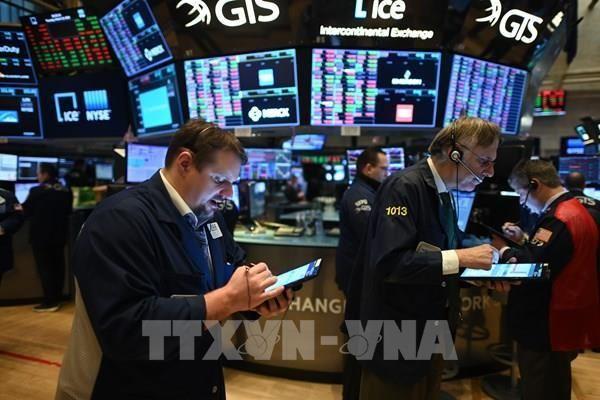 Nhóm cổ phiếu công nghệ dẫn đầu đà tăng trên sàn chứng khoán Mỹ phiên 12/10