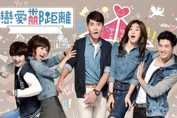 'Tình yêu không khoảng cách' trên QTV3 - Hài hước và lãng mạn