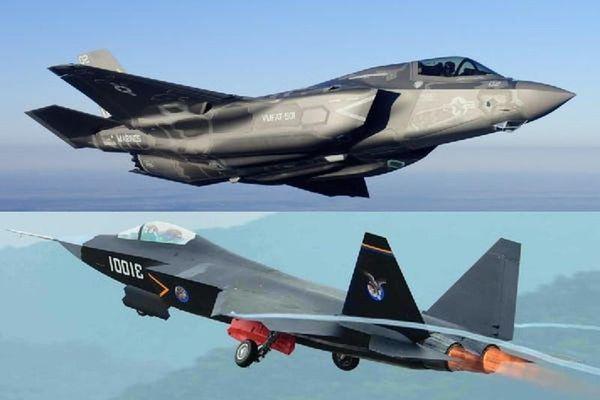 Trung Quốc làm nhái tiêm kích F-35: Đừng mơ sánh ngang bản gốc!