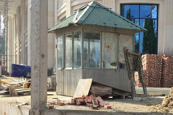 Yêu cầu Công ty Sơn Trang tháo dỡ công trình xây dựng không có trong quy hoạch
