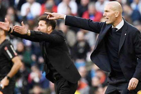 Zidane đang bị… 'Simeone hóa'