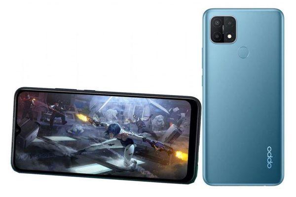 Smartphone Oppo với 3 camera sau, RAM 3 GB, pin 4.230 mAh, giá hơn 3 triệu