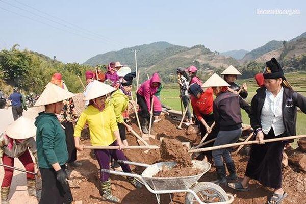Huyện Sốp Cộp, tỉnh Sơn La thực hiện hiệu quả chính sách dân tộc