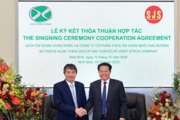 Tập đoàn Xuân Thiện - 'tân binh' ngành chăn nuôi, chế biến thực phẩm Việt Nam