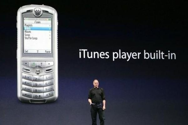 Không phải iPhone, đây mới là chiếc điện thoại đầu tiên của Apple