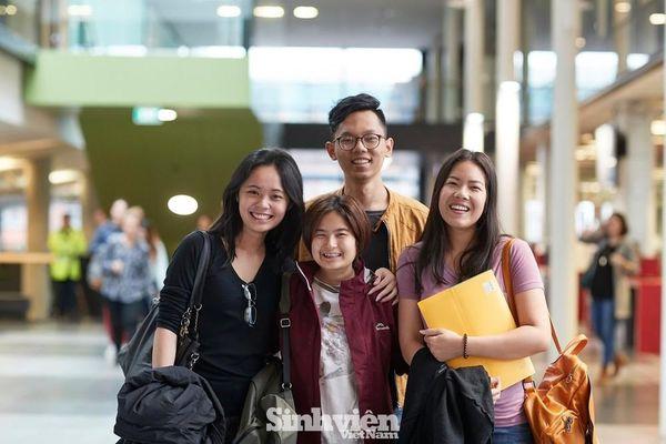 NEW ZEALAND từng bước mở cửa chào đón sinh viên quốc tế