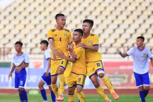 VCK U15 Quốc gia 2020: SLNA hướng tới 'hattrick' vô địch