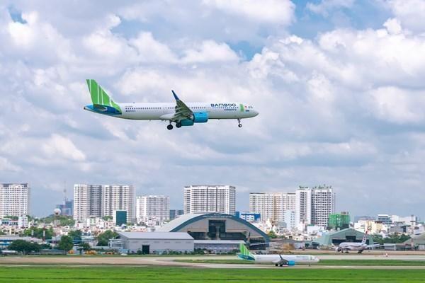 Từ 25/10, Bamboo Airways triển khai bộ quyền lợi nhóm giá mới