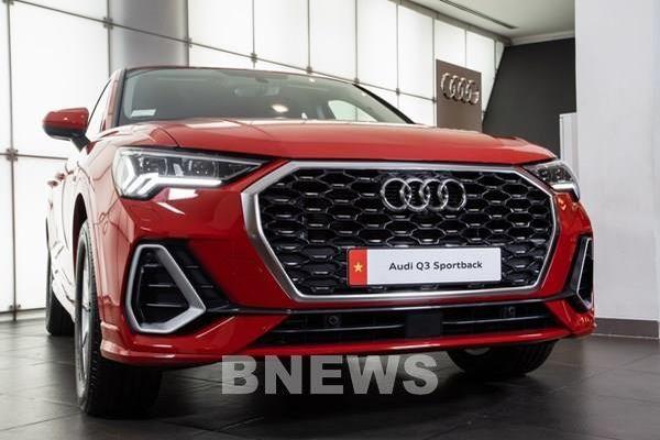 Audi ra mắt SUV Q3 Sportback phong cách coupé nhỏ gọn và thể thao