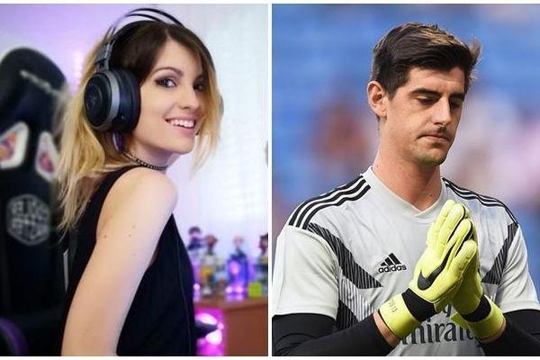 Thủ môn Real Madrid bị tố gạ tình nữ game thủ nóng bỏng