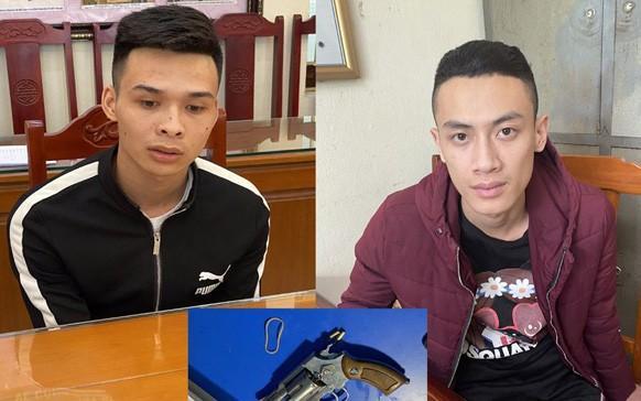 Thanh Hóa: Bắt 2 đối tượng tàng trữ ma túy và vũ khí quân dụng trái phép