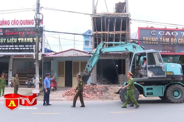 Tổ chức lực lượng bảo vệ an ninh trật tự ở cơ sở, đáp ứng yêu cầu nhiệm vụ trong tình hình mới