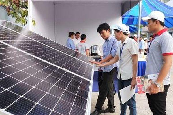 Phía Nam chiếm 60% tổng công suất điện mặt trời mái nhà