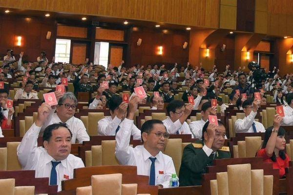 Công bố kết quả nhân sự Đại hội Đảng bộ Tây Ninh khóa XI