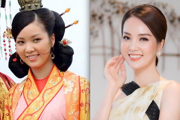 Á hậu Thụy Vân nói gì về vai diễn trong phim 100 tỷ giống Trung Quốc?