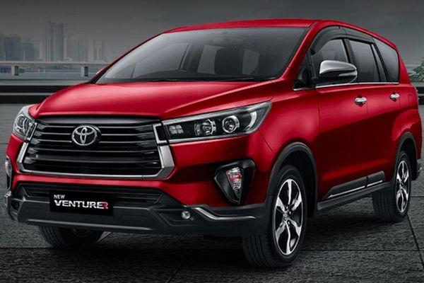 Toyota Innova 2021 được ra mắt tại Indonesia, giá từ 23.000 USD