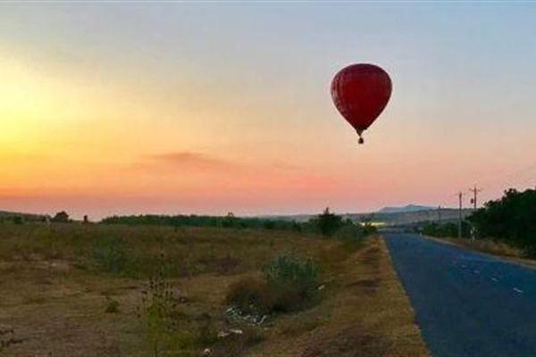 Tour du lịch Bà Rịa - Vũng Tàu, trải nghiệm khinh khí cầu